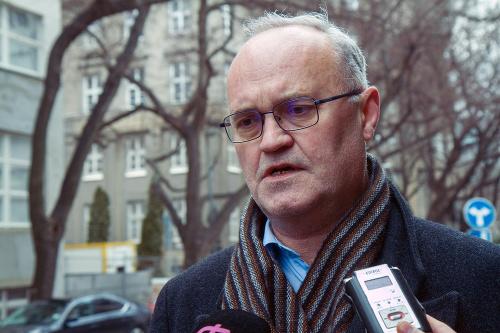 Predseda petičného výboru Ján