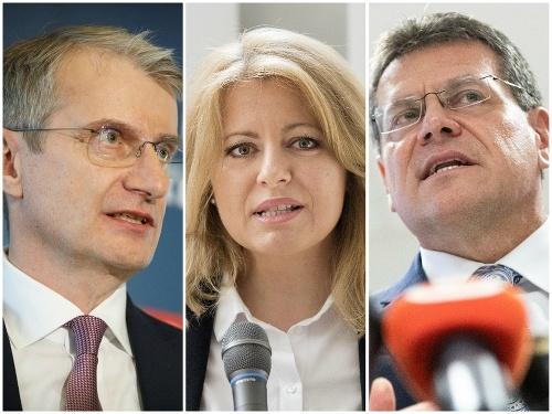 Robert Mistrík, Zuzana Čaputová