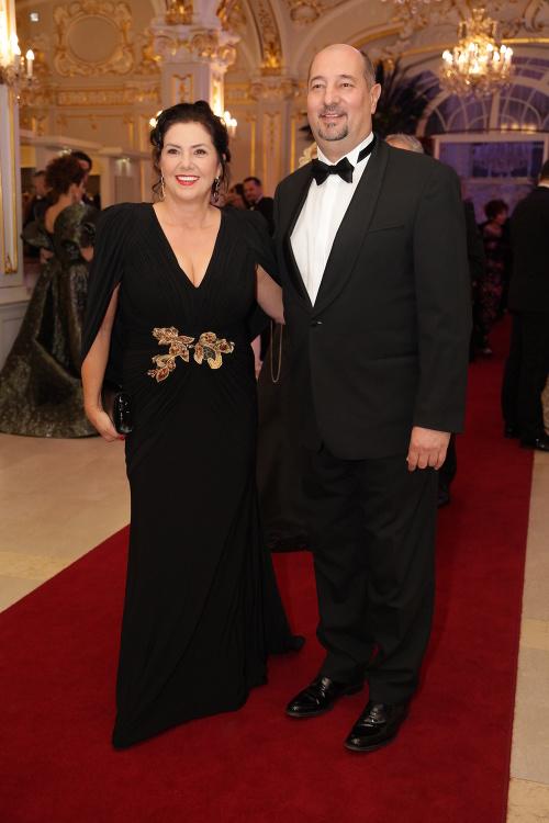 Iveta Malachovská s manželom