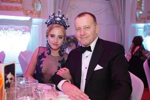 Boris Kollár so svojou