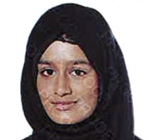 Shamima Begumová