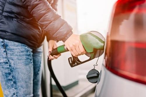 Megatrapas na pumpe: Žena