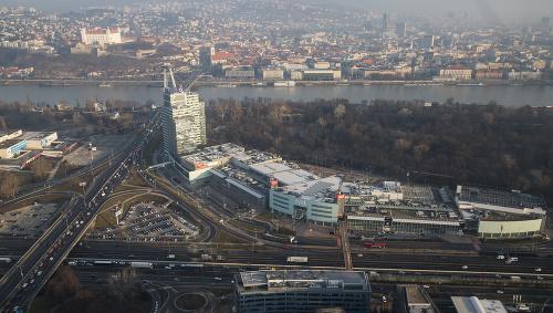 Dopravná situácia v Bratislave