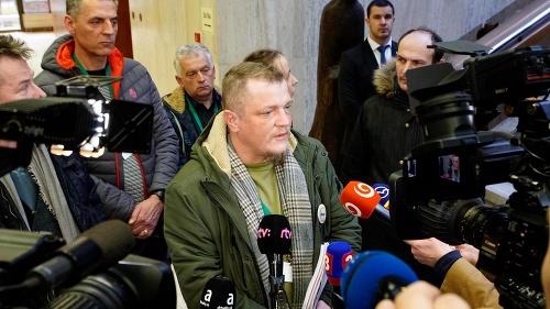 Patrik Magdoško po rokovaní