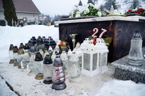 Kuciakovci chodia na hrob