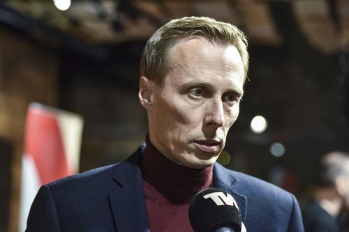 Investigatívny novinár Marek Vagovič