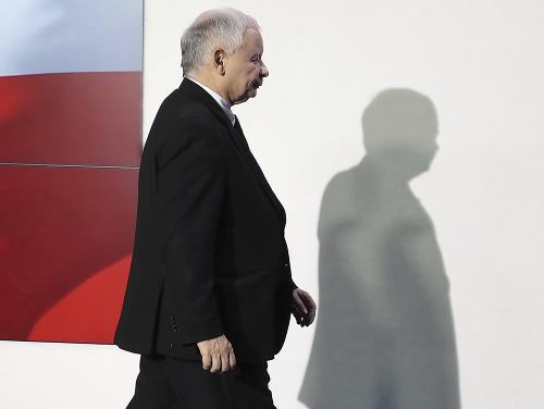 Vodca poľskej vládnucej strany
