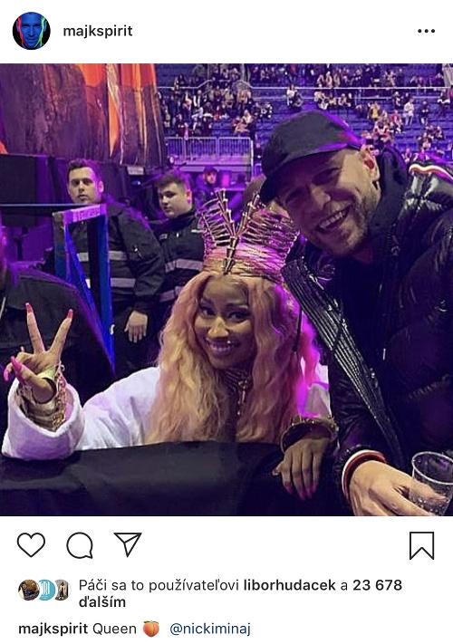 Škandál s koncertom Nicki