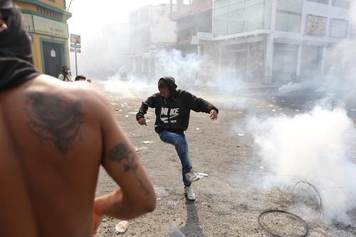 Nepokoje vo Venezuele, zasahovala