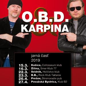 O.B.D. a Karpina idú