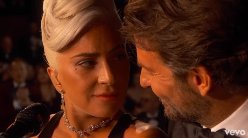 Lady Gaga and Bradley Cooper among their Oscars.