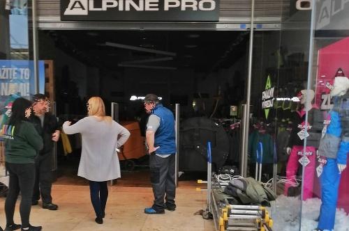V Alpine Pro v
