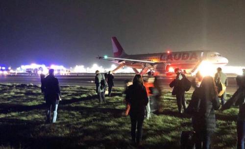 Problémy malo lietadlo už