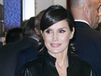 Španielska kráľovná Letizia