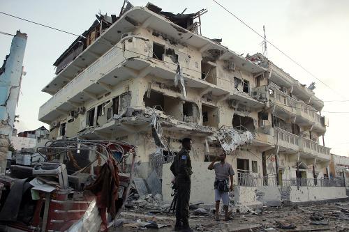 FOTO Hrozivý výbuch v