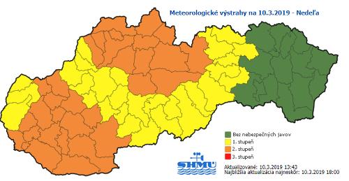 Slováci, majte sa na