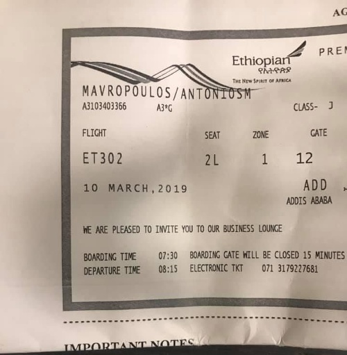 Pasažiera lietadla smrti zachránila