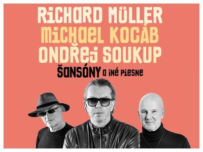 Richard Müller, Michael Kocáb