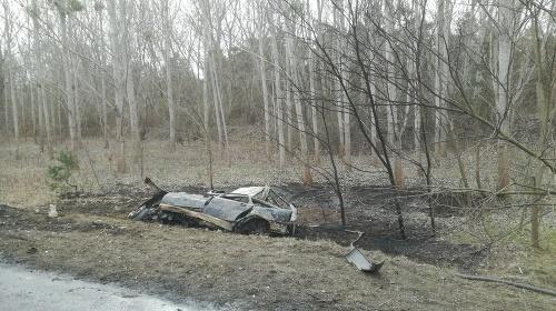 Dopravná nehoda v Maďarsku