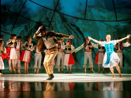 Myjavské tance v svetovej