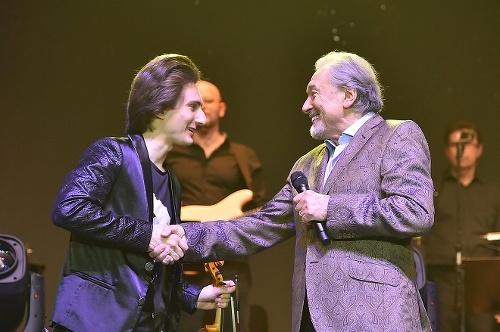 Filip Jančík a Karel