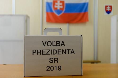 Prezidentské voľby 2019 v