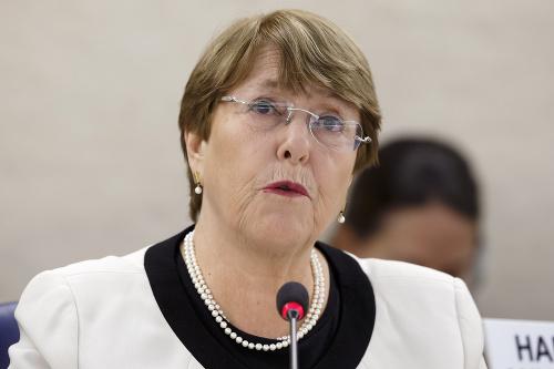 Vysoká komisárka OSN pre