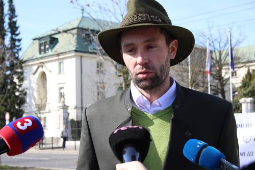 Zástupca lesníckej iniciatívy Odmietame