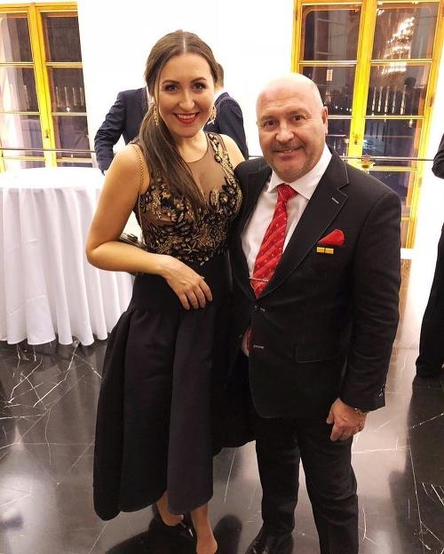 Michal David s dcérou