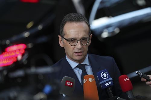 Šéf nemeckej diplomacie
