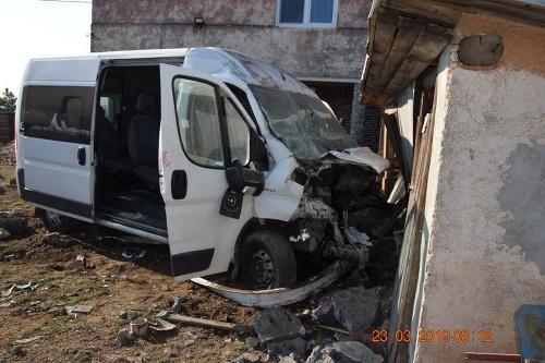 Dopravná nehoda vobci Turňa