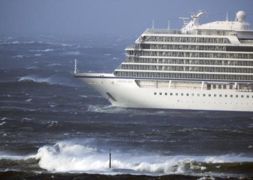 Výletná loď Viking Sky