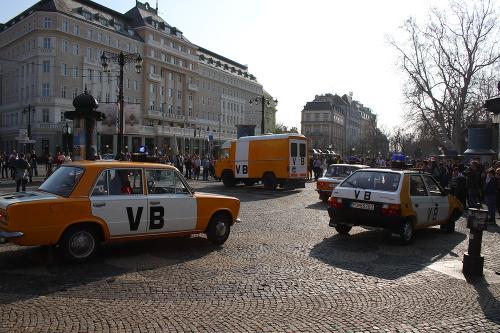 V Bratislave sa spomínalo