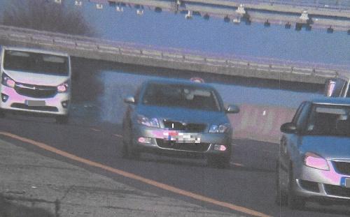 Polícia potrestala vodičov, ktorí