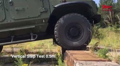 Explózia 8 kg TNT