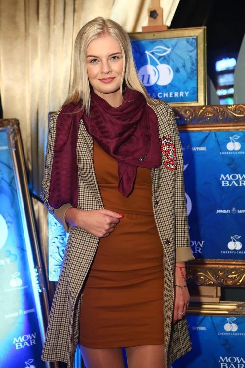 Modelka Dominika Grecová