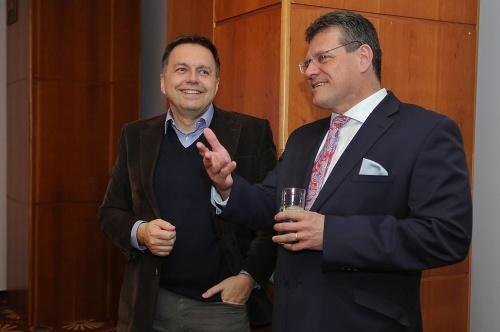 Peter Kažimír a Maroš