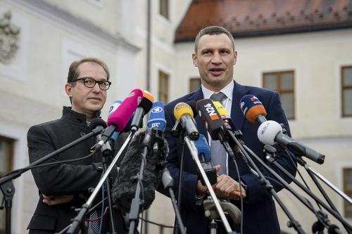 Ukrajinský politik a bývalý