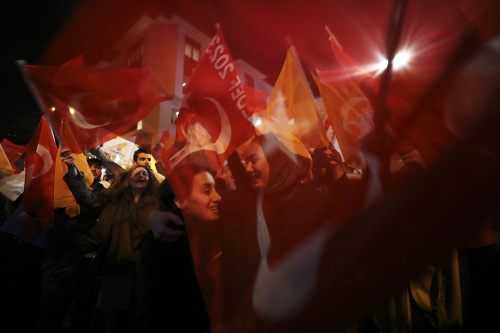 Tvrdá rana pre Erdogana: