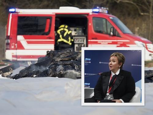 Pri havárii lietadla zomreli