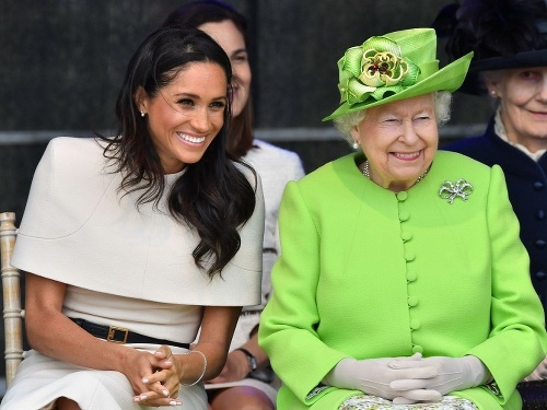 Čo má spoločné kráľovná