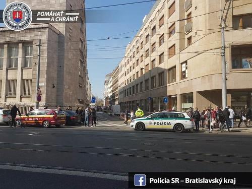 V Bratislave došlo k
