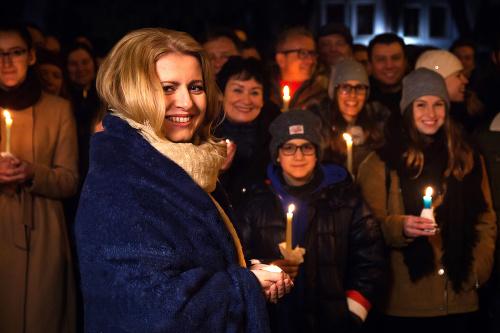 Čaputová predstavila novinku: Chcem