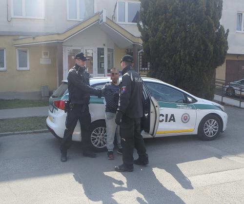 Košickí policajti zadržali a