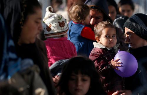 Migranti chcú pochodovať s