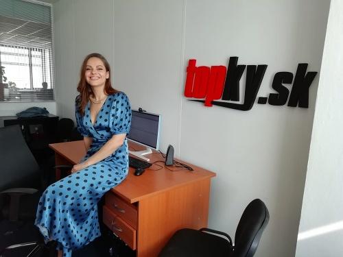 Lina Mayer je online,