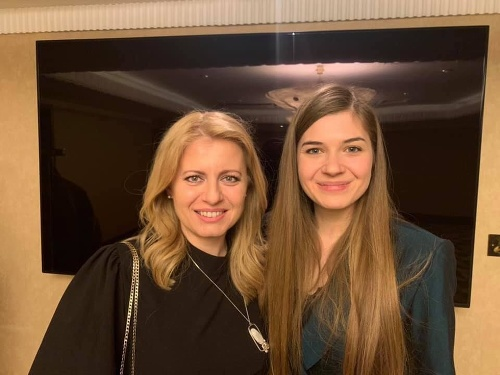 S Janou Soukupovou.