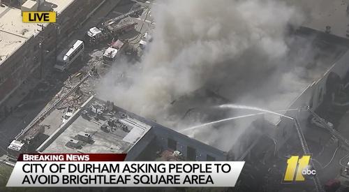 Tragédia v Dunhame: FOTO