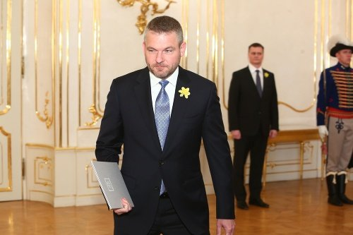 Slovenský premiér Pellegrini navštívi