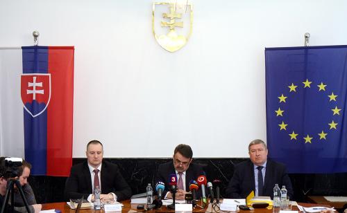 Peter Šufliarsky, Jaromír Čižnár